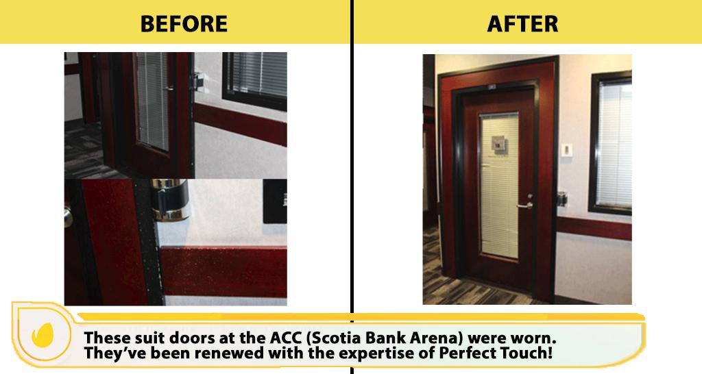 ACC doors